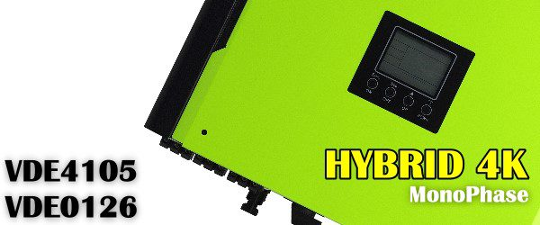 Mpp Solar Inc 187 Mpi Hybrid Series