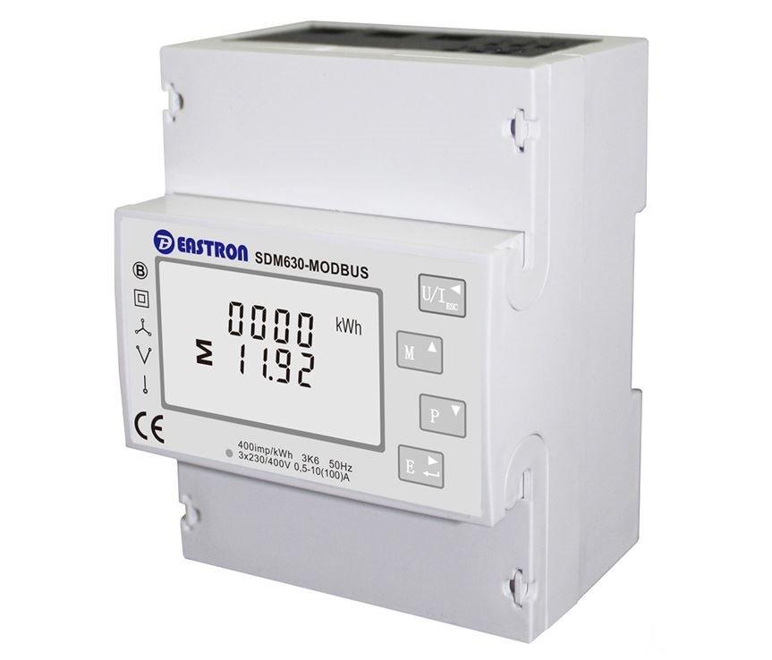 MPP Solar Inc » Energy Meter, Modbus Card, Modbus Server