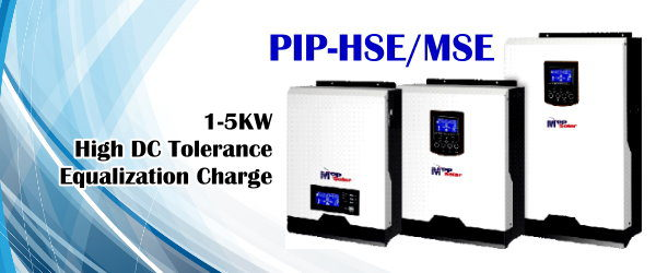 Remote Starter Installation Cost >> MPP Solar Inc » PIP-HSE/MSE Series